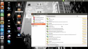 дистрибьютив Linux - Ubuntu
